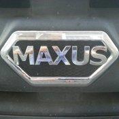 Защита колесных арок Максус