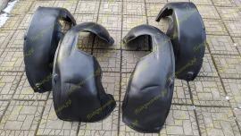 Защита колесных арок Ford Focus 2 2004-2011 Ново-пласт седан / хэтчбек